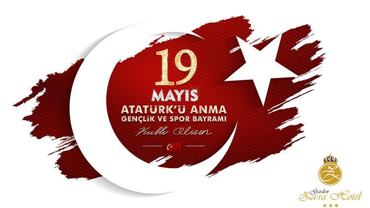 19 Mayıs Atatürk'ü Anma Gençlik Ve Spor Bayramı