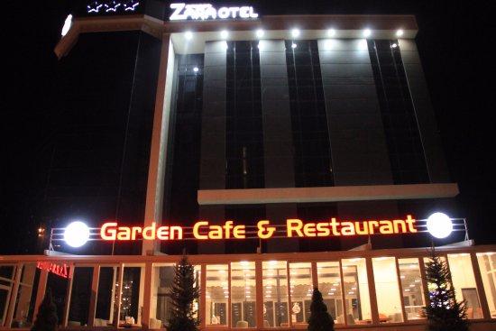 Garden Zara Otel'de Aradığınız Her Şey Var!